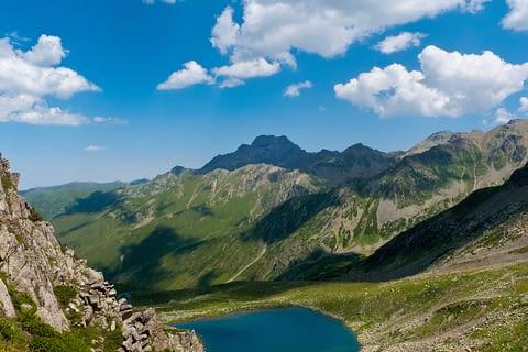 Permalink to:Kaçkar Mountain Range Gallery